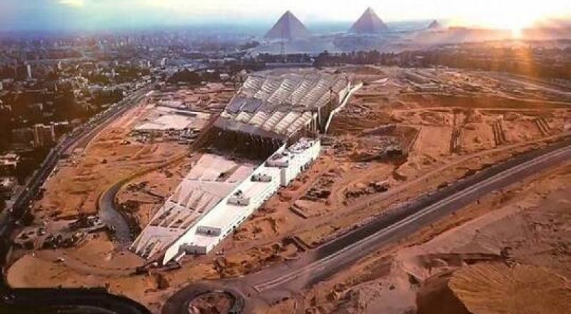 مصر تعلن تطورات تشييد أكبر متحف في العالم