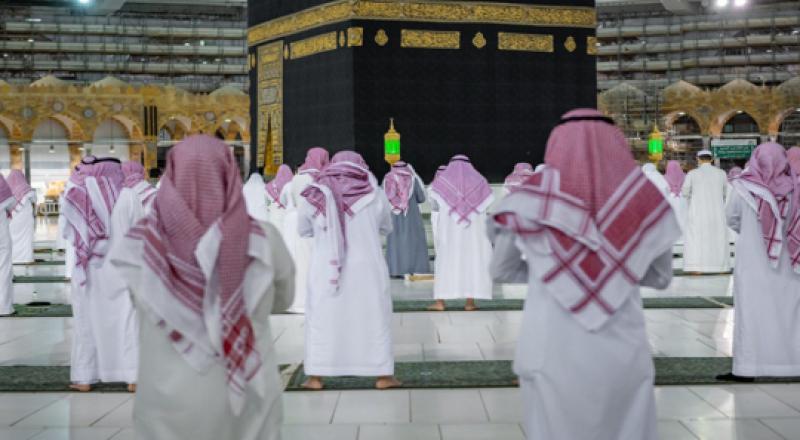 مشاهد مؤثرة من الحرم المكي ليلة القدر- 27 رمضان