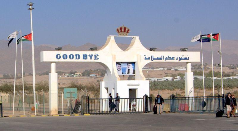 اصابة مواطن اردني على الحدود حاول تهريب اسلحة إلى البلاد