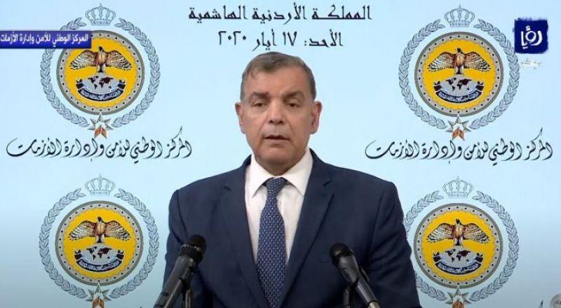 وزير الصحة يعلن ارتفاع اصابات كورونا في الاردن