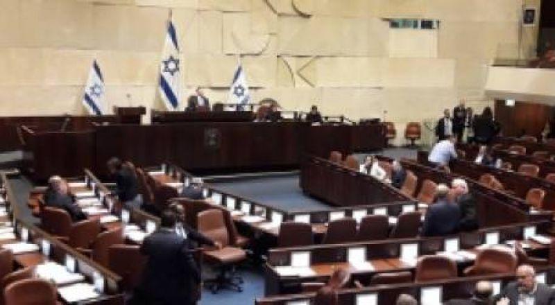 مباشر:الحكومة الإسرائيلية تؤدي اليمين الدستورية