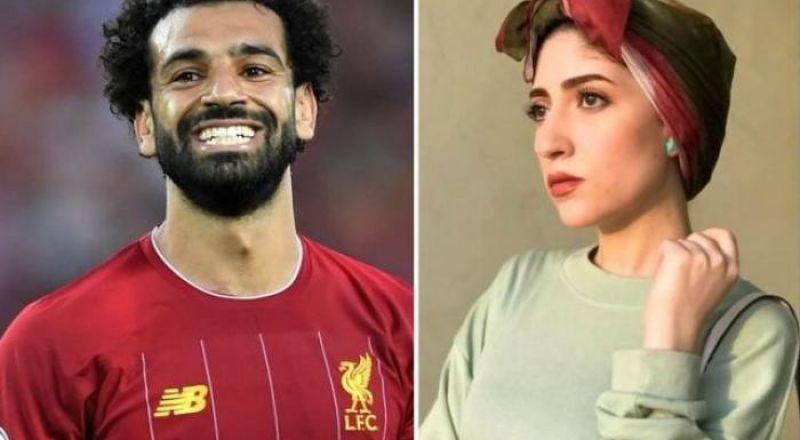 فتاة مصرية تحول وجهها إلى شبه محمد صلاح