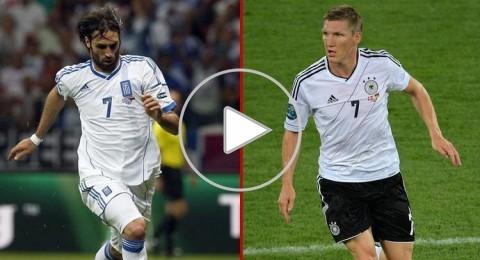 اليوم: ألمانيا VS اليونان بجودة عالية جدًا، فقط على