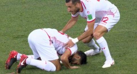 تونس تخسر أمام إنجلترا في الوقت الإضافي