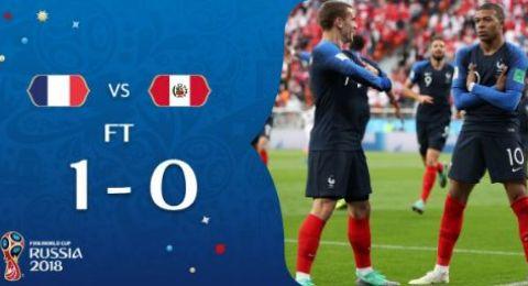 فرنسا تضمن التأهل بفوز باهت .. والدنمارك تقترب