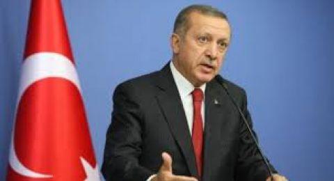 أردوغان يثني على مواقف رونالدو بشأن فلسطين