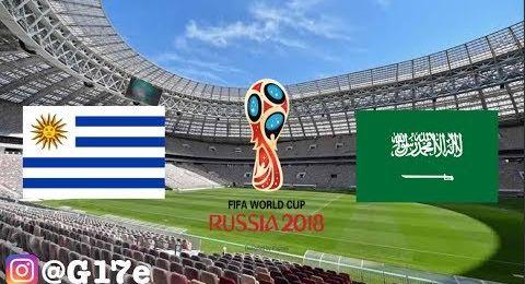 الأخضر يودع القلق قبل مباراة السعودية والأرغواي