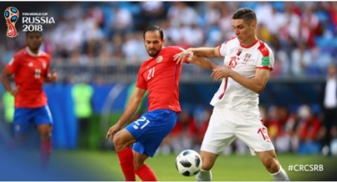 كأس العالم: كولاروف يقود صربيا للفوز على كوستاريكا بهدف نظيف