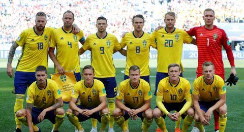 مونديال 2018: السويد تلاقي المانيا بغياب 4 لاعبين