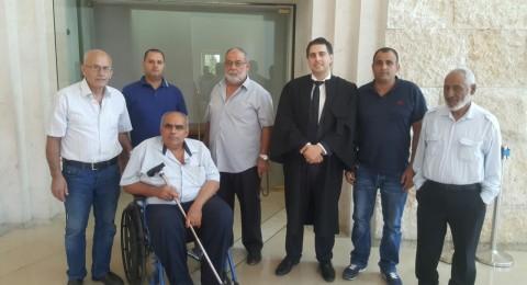أمر إحترازي لمحكمة العدل العليا للاعتراف بقرية دهمش كبلدة مستقلة