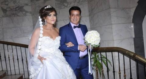 حلمي عبد الباقي يحتفل بزفاف ابنته بحضور  نخبة من الفنانين