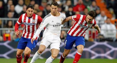 أتلتيكو مدريد يخطف تعادلاً مهماً من ريال مدريد في سوبر اسبانيا