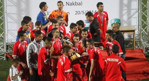 خالد عزام وهلال موسى يسافران مع المنتخب الفلسطيني الى البحرين