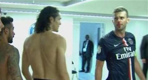 المهاجم البرازيلي برانداو يوجه عقوبة الايقاف لعامين بعد نطحه لتياجو موتا