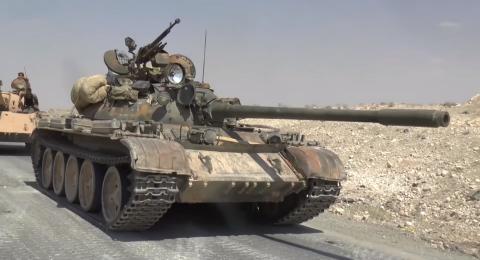 الجيش السوري يسيطر على أكثر من 85% منطقة دير الزور وداعش ينتقم من المدنيين