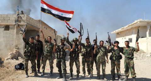 الجيش السوري يستعيد من