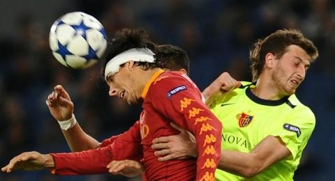 روما يتعرض لهزيمة مفاجئة على ملعبه أمام بازل