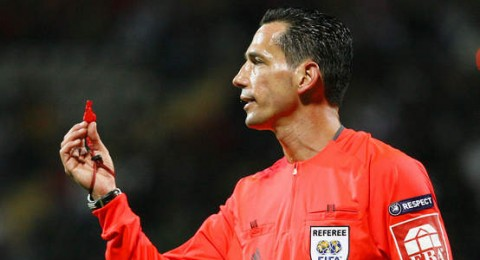 كشف العلاقة بين مورينيو وحكم مباراة الريال أمام ميلان