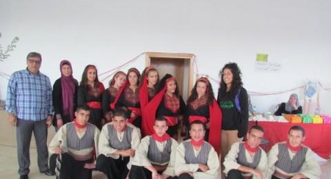فرقة العودة يافة الناصرة تشارك بمهرجان الزيتون السابع في سلفيت