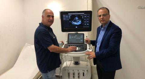 خدمة جديدة في كلاليت أبراج الناصرة: تخطيط صدى القلب للجنين