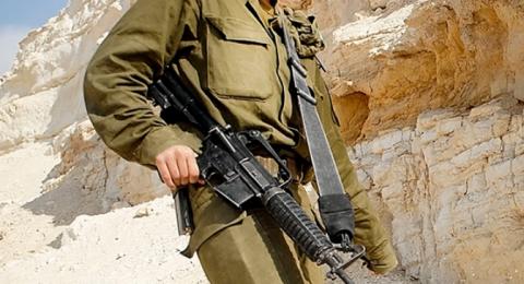 اتهام مجندة إسرائيلية باطلاق النار بصورة غير قانونية على فلسطيني وتشويش الأدلة