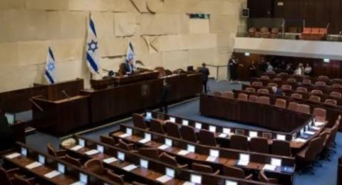 لأول مرة في تاريخ اسرائيل .. تفويض الكنيست لاختيار رئيسًا للحكومة خلال 21، أو انتخابات