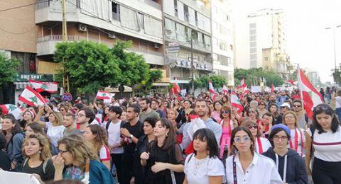 تظاهرات لبنان تدخل شهرها الثاني واتساع السجال حول تسمية الصفدي لتشكيل الحكومة