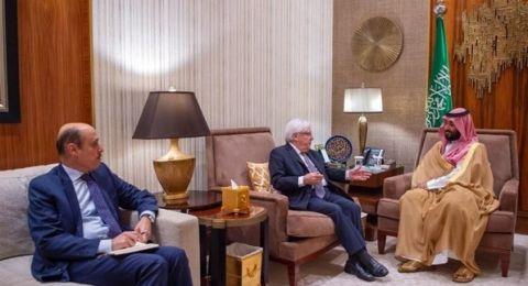 العاهل السعودي: نسعى إلى تسوية سياسية في اليمن
