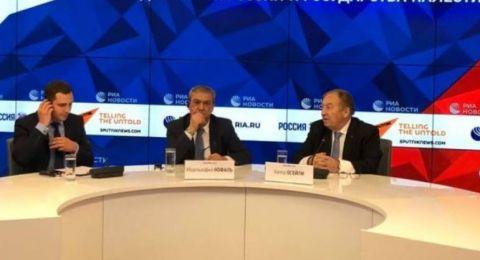 فلسطين وروسيا توقعان العديد من الاتفاقيات الاقتصادية