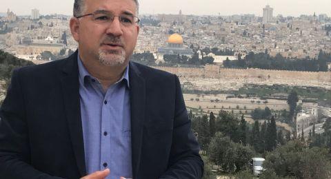 النائب يوسف جبارين: نطالب المستشار القضائي بالتدخل ضد تحريض نتنياهو