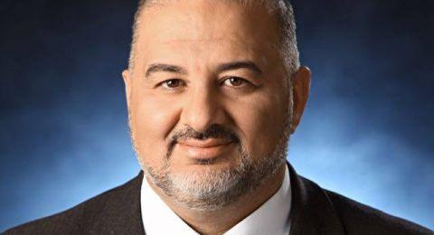 د. منصور عباس: المجتمع العربي اختار مسار التأثير، فأطار النوم من عيون نتنياهو