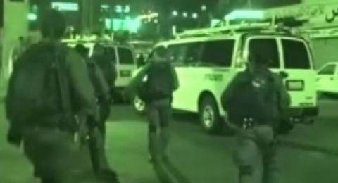 القدس- مقتل فلسطيني بعد محاولته الفرار من الشرطة بسيارة مسروقة