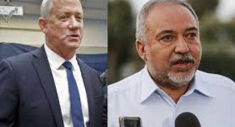 غانتس وليبرمان يتفقان على تشكيل الحكومة