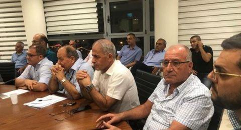 سخنين:  الإعتراض على خط الكهرباء، غدا الاحد اجتماع للبلدية مع مع رئيس لجنة