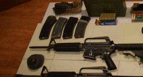 لائحة اتهام ضد شاب من عبلين لحيازته السلاح