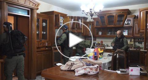 دير الاسد: تواجد مكثف للشرطة واعتقال 7 مشتبهين
