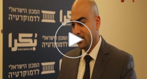 المحامي محمد نعامنة: نحن في حالة طوارئ بمواجهة العنف والجريمة