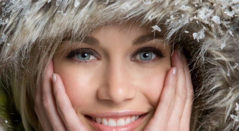 هكذا تحمين بشرتك من الجفاف في الشتاء