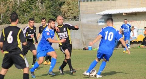 بلدي كابول يعود لدرب الانصارات بعد فوزه على الاخوة كفر مندا (2-0)