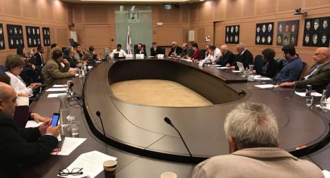 بمبادرة النائب جبارين: الكنيست توصي باستيعاب المحاضرين العرب في المؤسسات الاكاديمية