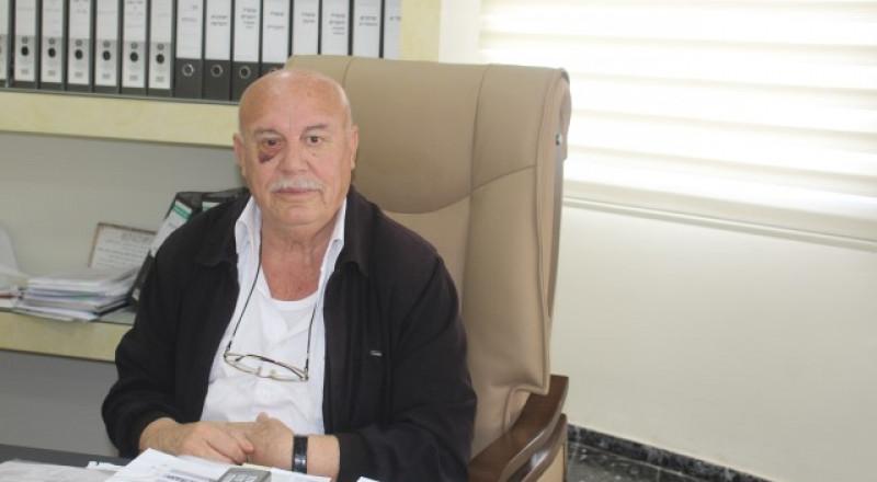 إبراهيم أبو راس يعلن عن ترشيحه للانتخابات القادمة ويصرح: 922 همشتنا
