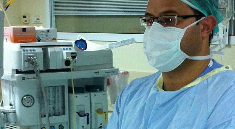 إختيار  د. جواد خلايله من أول 3 جراحين عالميا في مؤتمر كندا