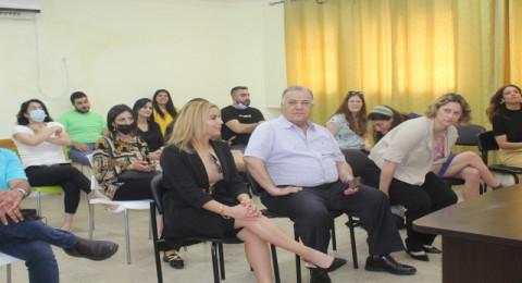افتتاح مركز الشبيبة في الناصرة .. زعبي: خطة مليئة بالنشاطات والفعاليات