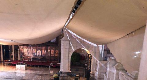 الناصرة:  بدء التحضيرات لاحتفالات عيد الفصح المجيد لدى الطوائف الشرقية