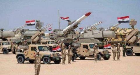 الجيش المصري يعلن تدمير 5 أنفاق على الحدود مع قطاع غزة