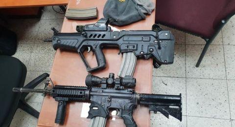 الزام 3 أشقاء من ساجور بتعويض الدولة بـ1.3 مليون شيكل.. سرقوا أسلحة من الشرطة والجيش!