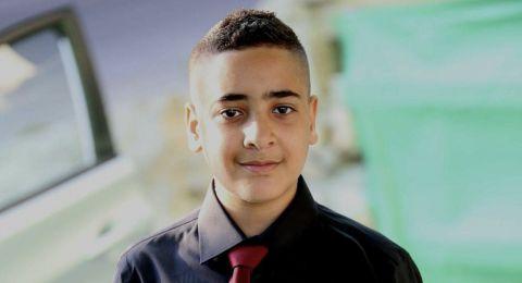 الناصرة تفجع بوفاة الفتى رضوان عيسى بعد اصابته بحادث طرق