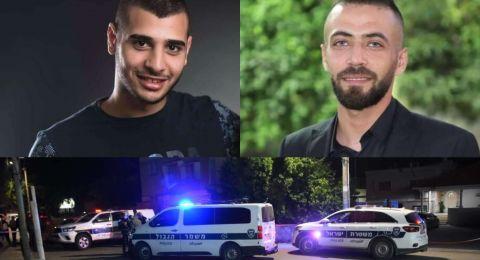 اعتقال مشتبه بجريمة القتل المزدوجة في كفر قرع