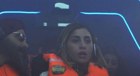 دينا الشربيني ضحية رامز جلال.. هكذا كانت ردّة فعلها! (فيديو)