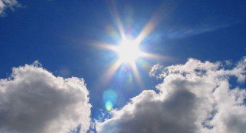 يومٌ صيفي بامتياز .. أجواء حارة جدًا